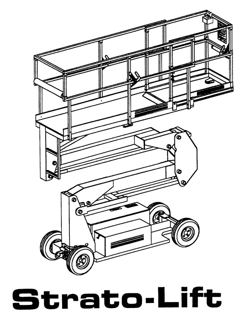 Mec Scissor Lift Wiring Diagram