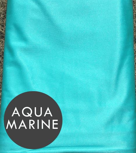 Aqua Marine Silks