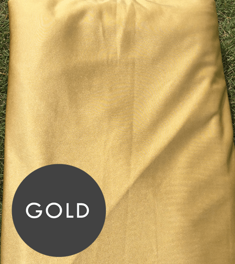 Gold Aerial Silks For Sale
