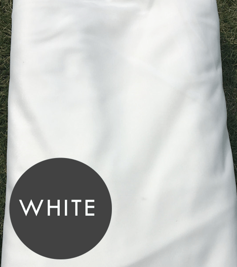 White aerial Silks for sale