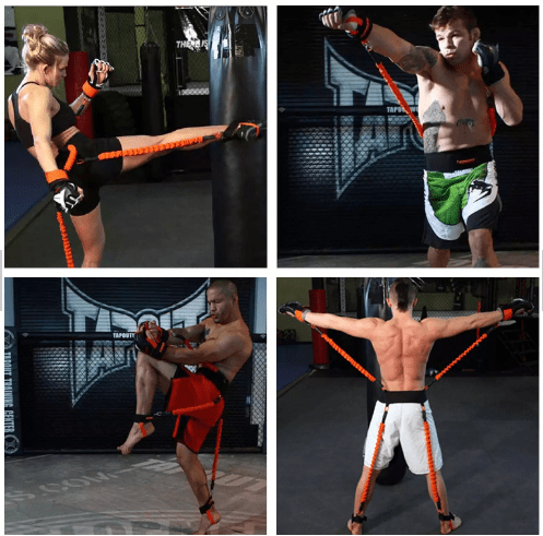 boxing resistance bands for sale