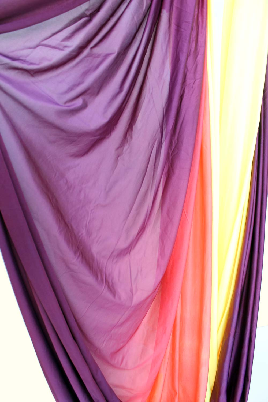 orange-sunset-aerial-yoga-hammock