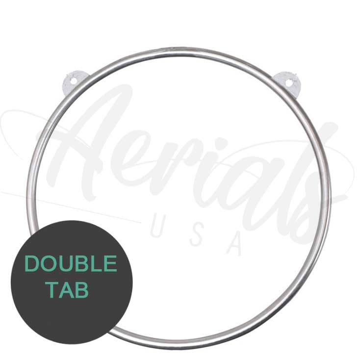 DOUBLE TAB AERIAL HOOP FOR SALE