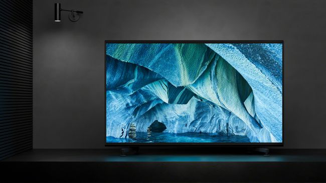 Sony Master Series Z9G 8K LED TV image.