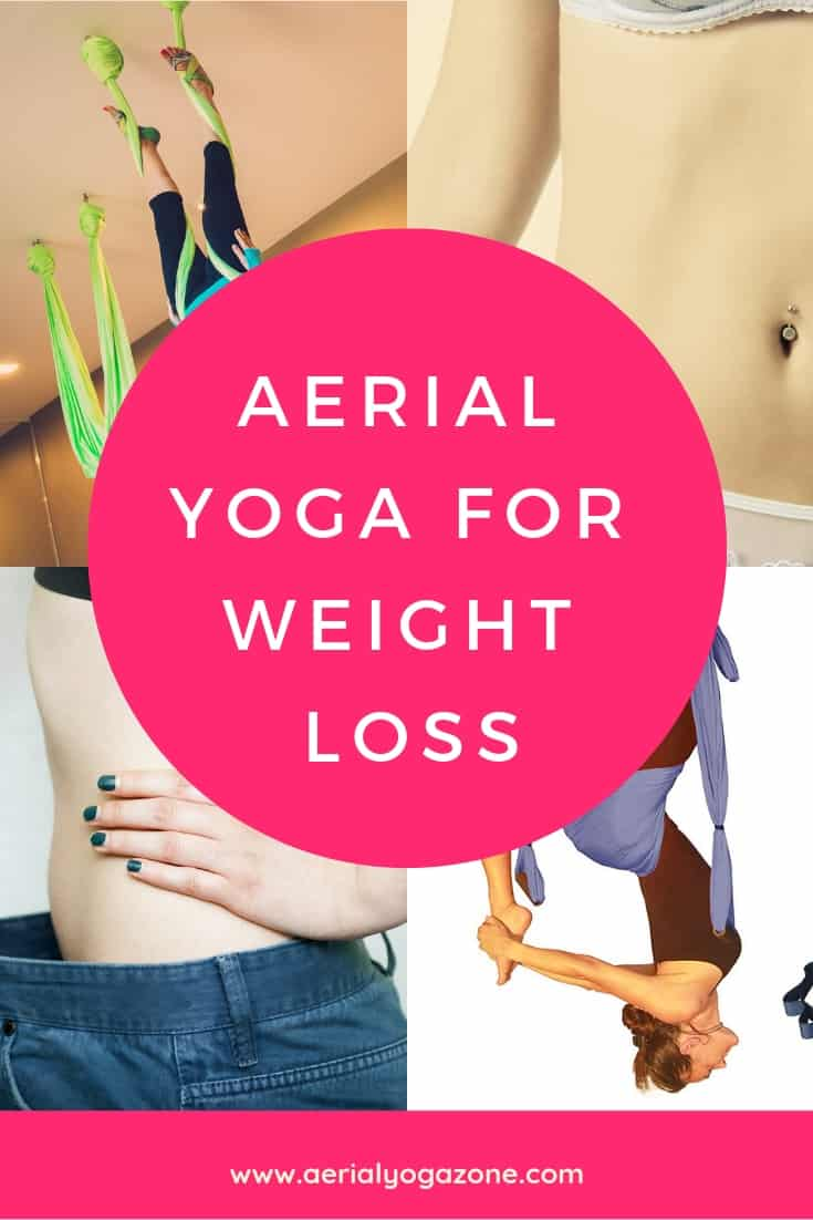 Aerial Yoga for Weight Loss