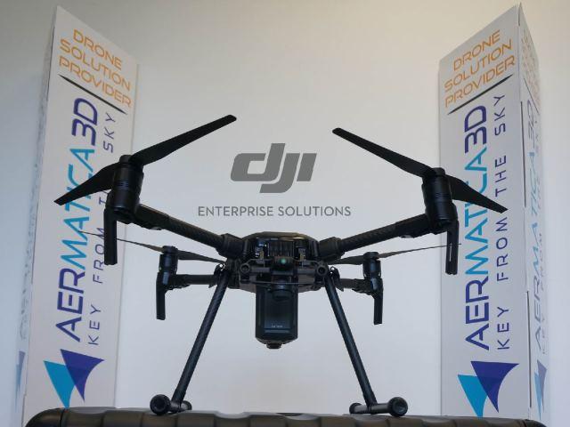 Drone Solutions Provider - DJI