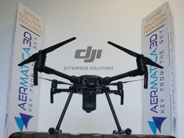 Drone Solutions Provider - DJI