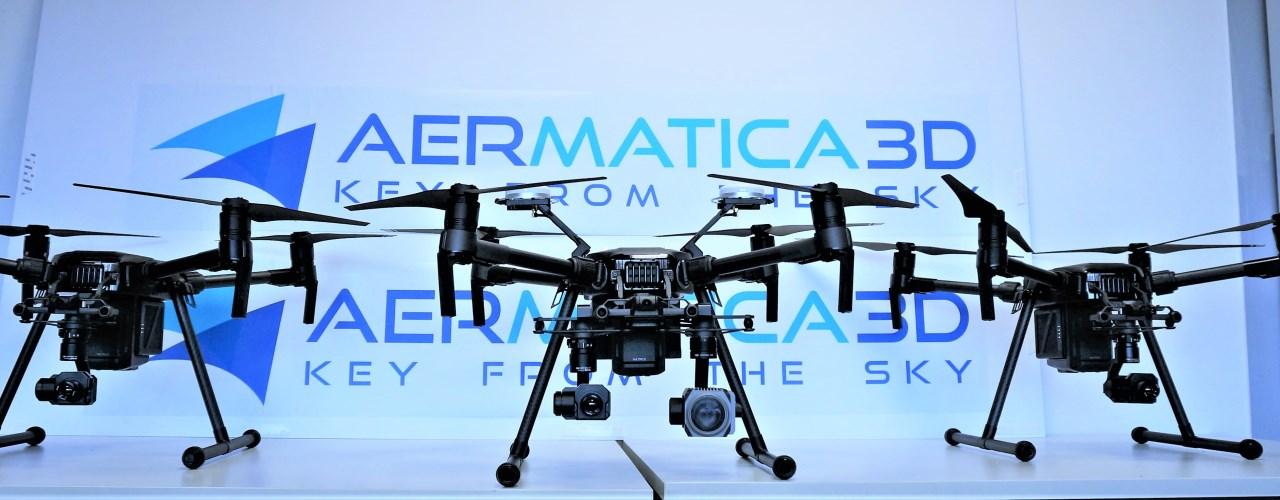 Aermatica3d - Drone solutions provider