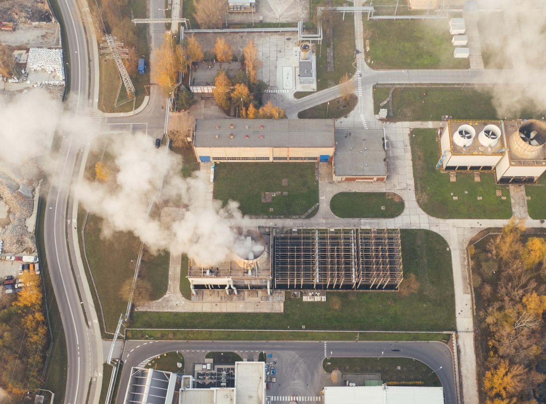 Droni per monitoraggio ambientale - analisi gas ed emissioni