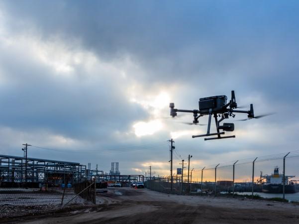 Produttore droni per sicurezza