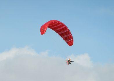 Modell Paraglider