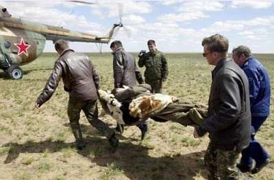 Russia: Thanks, But No Thanks | Aero-News Network