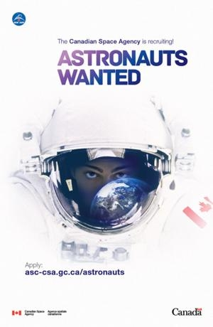 Canada Is Recruiting Astronauts For Future Space Missions