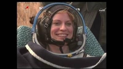 NASA Astronaut Kate Rubins, Crewmates Safely Return From ...