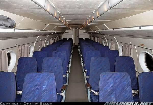 Ан-24 - фото, видео, характеристики самолета Ан-24