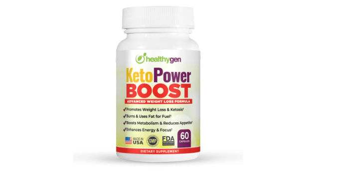 Keto Power Boost review