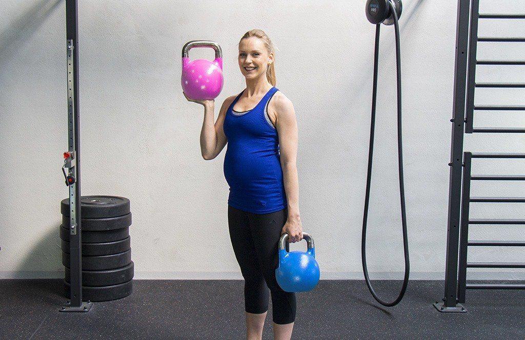 Sport in der Schwangerschaft - Alexandra Biernat im aerobis Blog