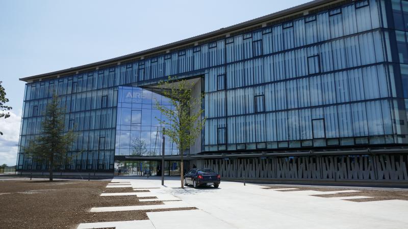 Airbus Group Inaugure Son Nouveau Sige Toulouse Aerobuzz