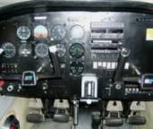 F-GIEH cockpit
