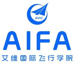 AIFA Logo white background