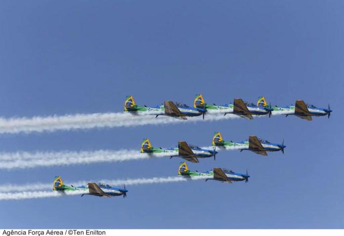 Fonte foto : Força Aérea Brasileira