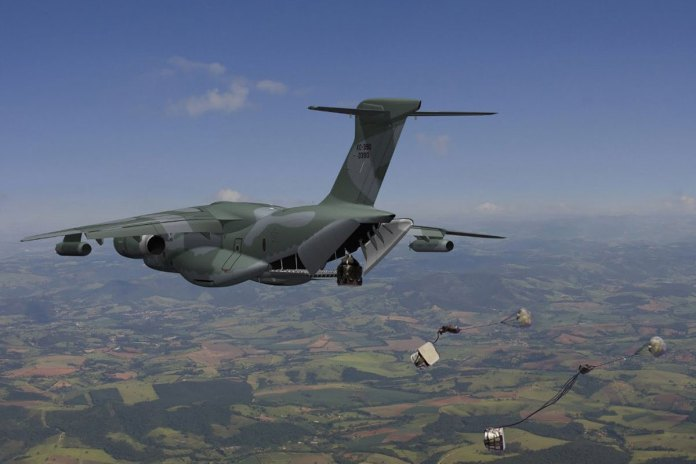 Cargas-KC-390
