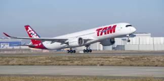 Airbus A350 TAM LATAM