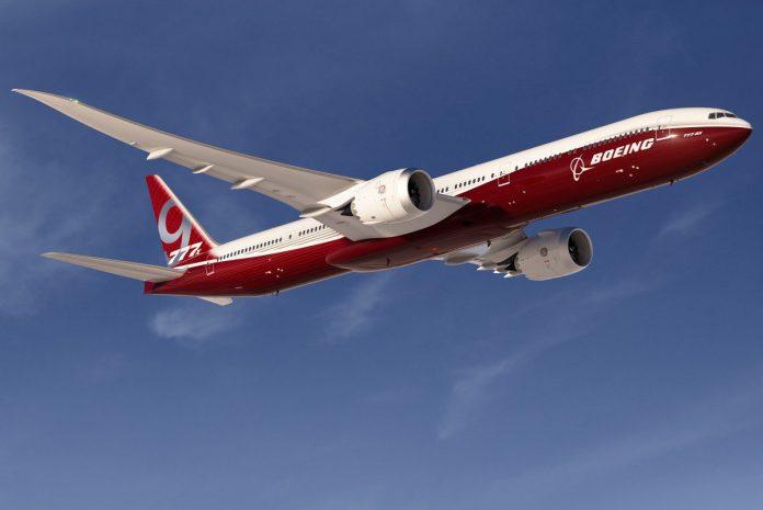 Concorrente direto do A340 que prejudicou muito suas vendas.