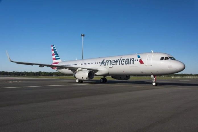 American Airlines Estados Unidos EUA