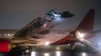 Boeing 737-800 Batik Air Créditos: @ArvinTunas