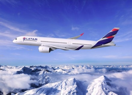 A350 LATAM