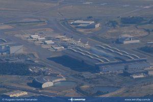 Linha de montagem da Airbus - Toulouse