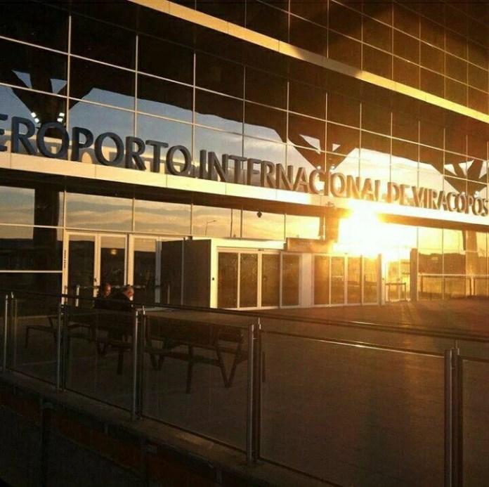 Fotos por Aeroporto de Viracopos/Instagram