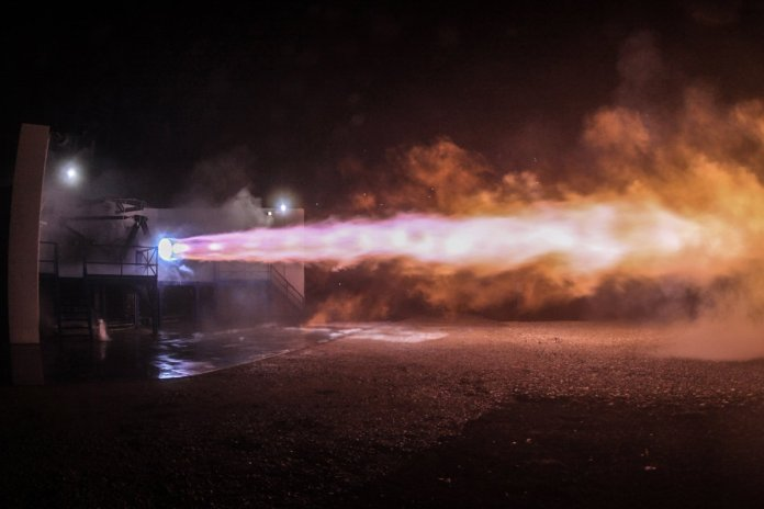 Foto - SpaceX/Divulgação