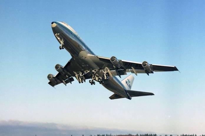 KLM, Boeing 747-206B