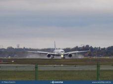 Pouso do A350-1000 no Aeroporto de Blagnac - Toulouse - © Théo Franchi | Aeroflap