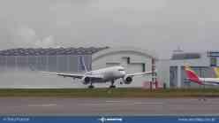 Decolagem do A350-1000 do Aeroporto de Blagnac - Toulouse - © Théo Franchi | Aeroflap