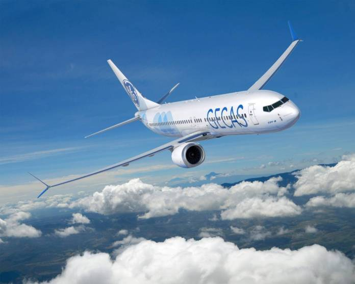 GECAS Aeronaves Leasing AerCap