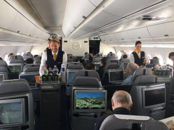 Foto - Lufthansa/Via Twitter