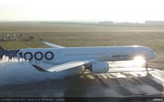 A350-1000_water-test-4