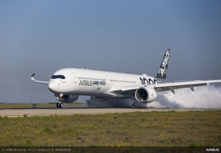A350-1000_water-test-5