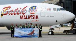 Primeiro voo comercial do 737 MAX 8 | Photo: Daniel Tay