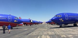 Boeing 737 Southwest