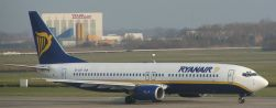 Ryanair - Boeing 737-800 em 2004