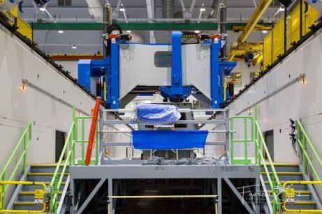 A maioria da fabricação é automatizada. (Foto: Francis Zera)