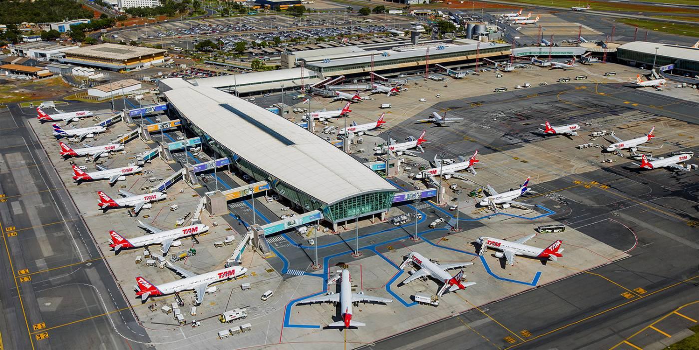 Ver fotos do aeroporto de brasilia 66