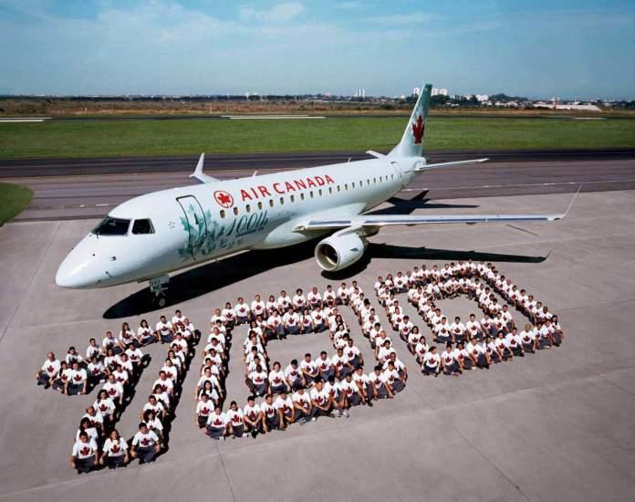 Embraer Air Canada
