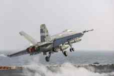 F-18E Super Hornet- Foto: Marinha dos EUA