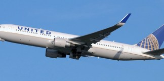 United Airlines Rio de Janeiro voo