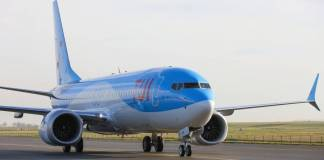 Boeing 737 MAX TUI